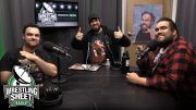 wrestling sheet radio ryan satin
