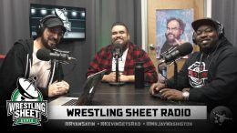 wrestling sheet radio ryan satin shayna baszler becky lynch biting nyla rose riho