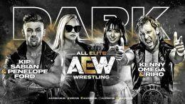 aew intergender wrestling mixed tag team match