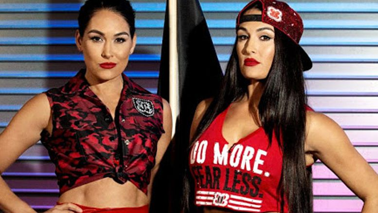 The Bella Twins Confirmed To Return On WWE SmackDown This Week