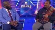 keith lee wwe backstage mark henry big guy magic