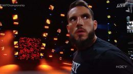 johnny gargano tommaso ciampa nxt takeover portland turn video adam cole results