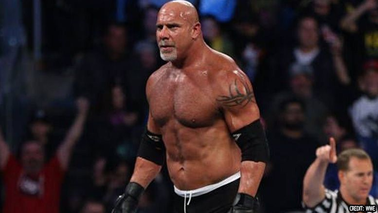 Goldberg Returning To WWE SmackDown This Week