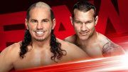matt hardy raw randy orton no holds barred despite write off angle