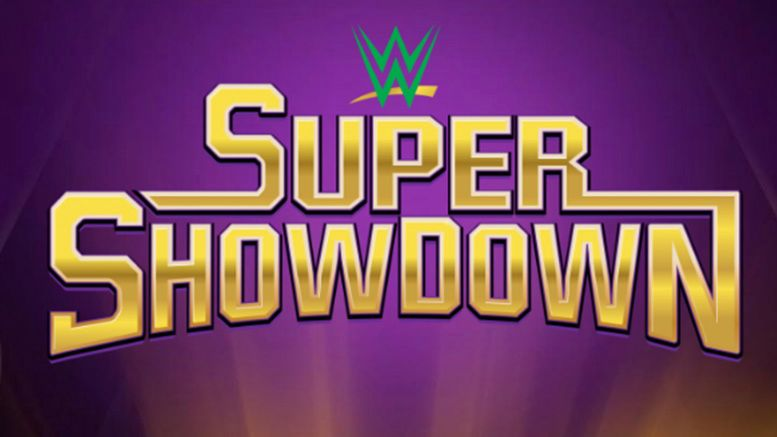 ricochet brock lesnar wwe super showdown raw