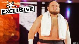 samoa joe injured commercial wwe raw injury again