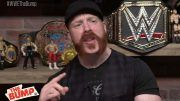 sheamus wwe the bump intercontinental championship ultimate grand slam