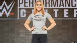 simone johnson signs wwe the rock daughter performance center