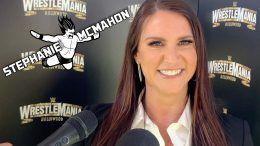 stephanie mcmahon wwe wrestlemania 37 interview media scrum