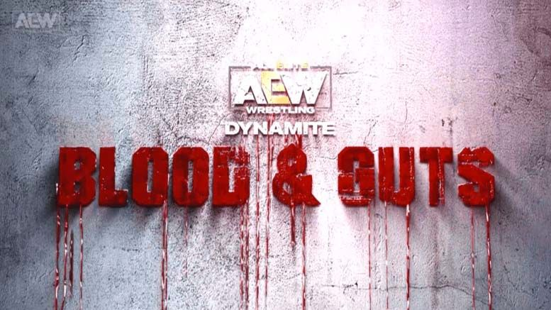 aew blood and guts original pitch atlanta