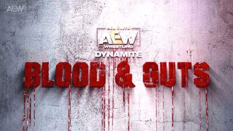 Resultado de imagem para blood and guts aew