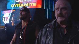 lance archer aew all elite wrestling dynamite debut jake roberts video