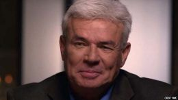 eric bischoff wwe exit details interview podcast executive director