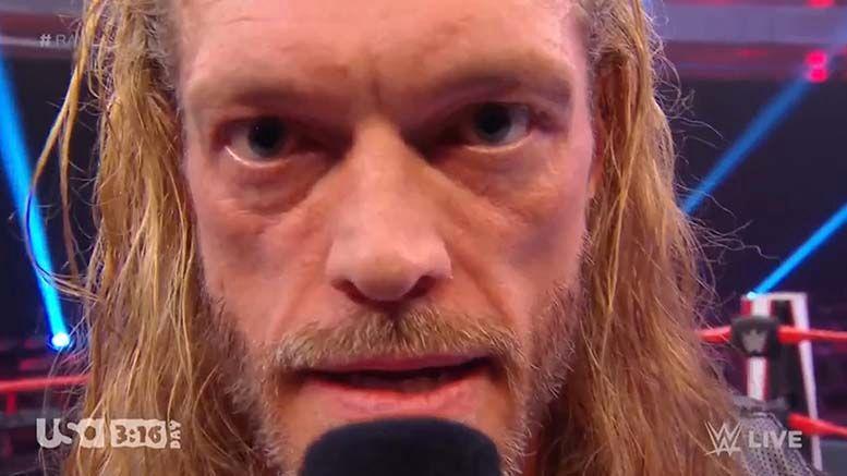 edge randy orton last man standing match raw wwe performance center