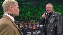 jake the snake roberts all elite wrestling aew dynamite video appearance teases client