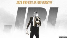 jbl wwe hall of fame inductee backstage