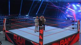 jerry lawler wwe raw no audience crowd piped in audio