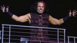 matt hardy aew all elite wrestling video reveal blood and guts