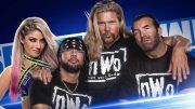 nwo alexa bliss friday night smackdown hall of fame