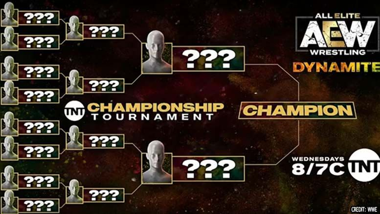 Final Participants in AEW's TNT Championship Tournament Revealed