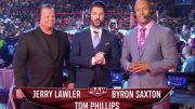 jerry lawler returning raw coronavirus performance center