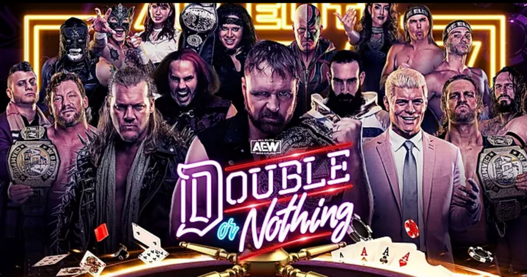 aew double or nothing update all elite wrestling