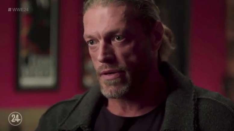 edge confirms talks another company offer aew all elite wrestling wwe vince mcmahon