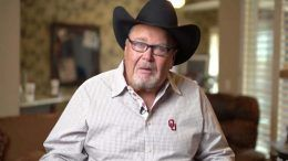 jim ross aew dynamite stay home absence television
