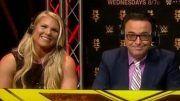nxt announcers wwe beth phoenix mauro ranallo record show from home coronavirus pandemic