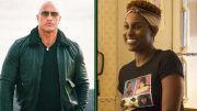 the rock dwayne johnson issa rae hbo scripted series backyard wrestling