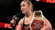 ronda rousey wwe not returning full time blames ungrateful fans interview steve o