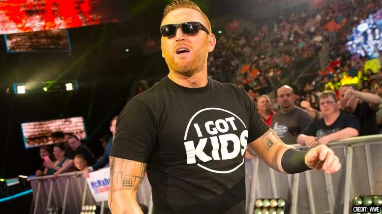 heath slater interview burned out wwe release lilian garcia