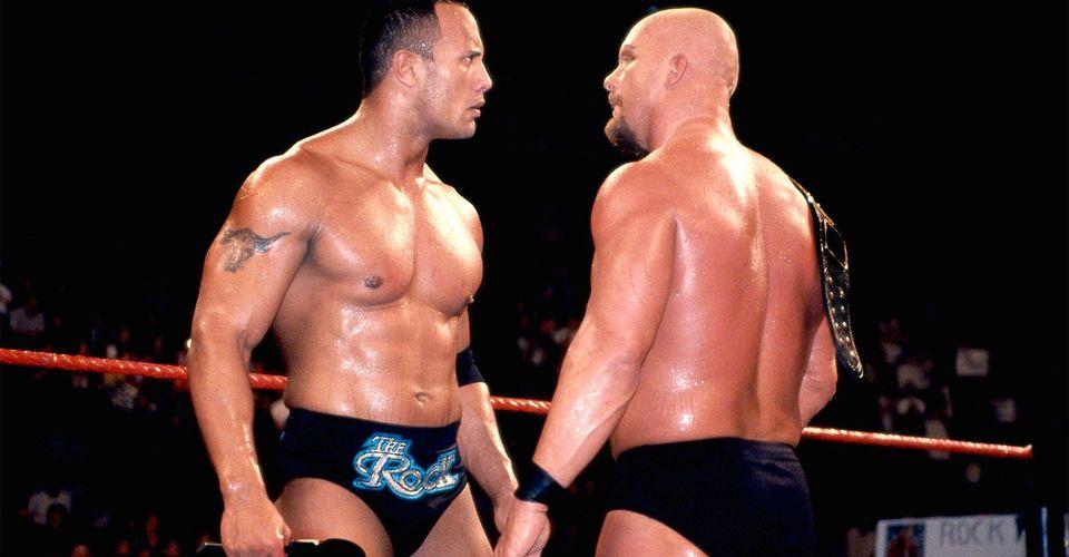 Attitude Era A Guide To The Rock Vs Stone Cold Rivalry Explained