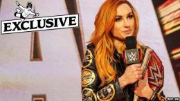 becky lynch announcement raw title career