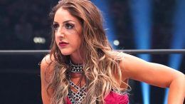 britt baker injured out of double or nothing match dynamite nyla rose video