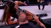 britt baker injury update aew double or nothing dynamite