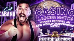 colt cabana casino ladder match aew double or nothing darby allin confirmed