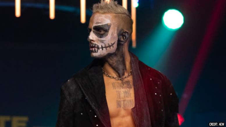 darby allin feature length movie production delayed covid