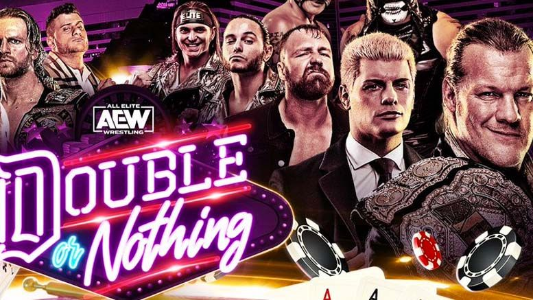 double or nothing aew more matches confirmed updated card