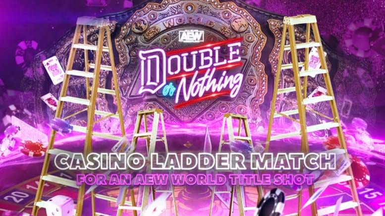 aew double or nothing more matches ladder mjf jungle boy