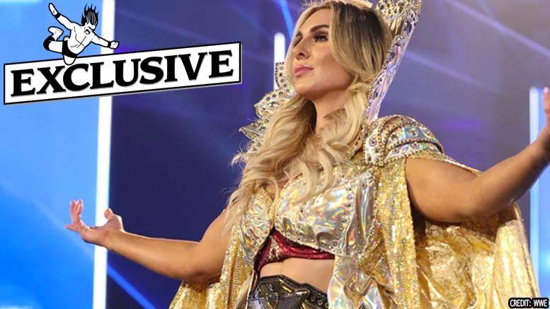 charlotte flair interview nxt womens title championship defense io shirai liv morgan raw