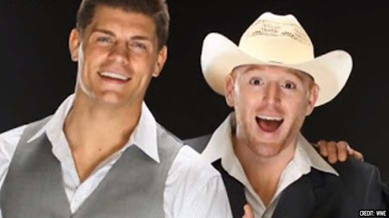 heath slater cody rhodes aew no not interested response responds bad business decision