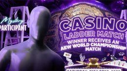 aew double or nothing casino ladder match mystery participant
