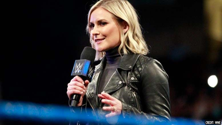 WWE's Renee Young Reportedly Tested Negative For Coronavirus 2