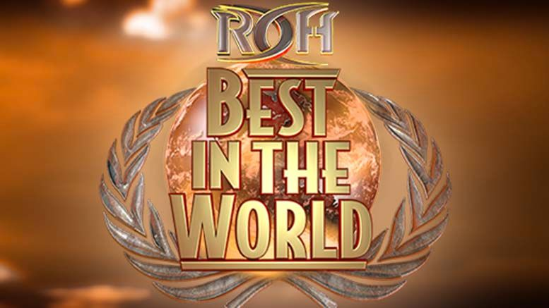 ring of honor roh cancels june events best in the world pay per view ppv coronavirus pandemic covid-19