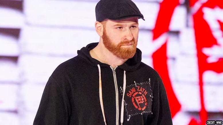sami zayn disagrees wwe decision vacate intercontinental title championship tournament smackdown