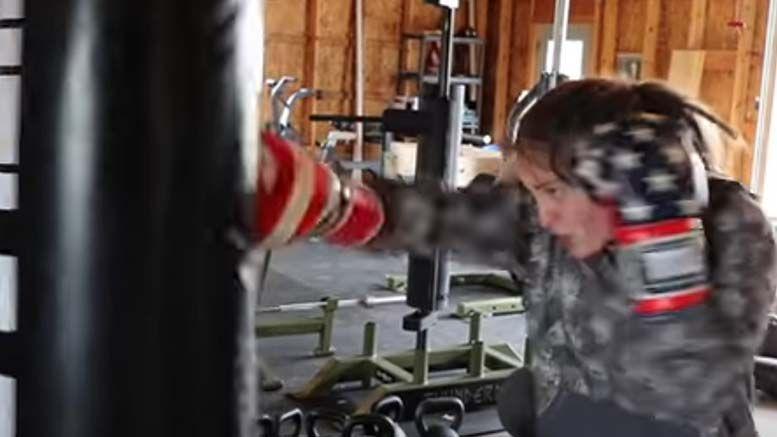 sarah logan training mma fight following wwe release youtube series rowe