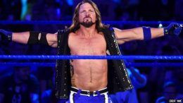 aj styles traded smackdown intercontinental championship tournament
