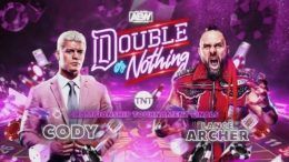 aew tnt championship rankings double or nothing cody