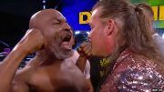 mike tyson capable wrestling match aew chris jericho interview
